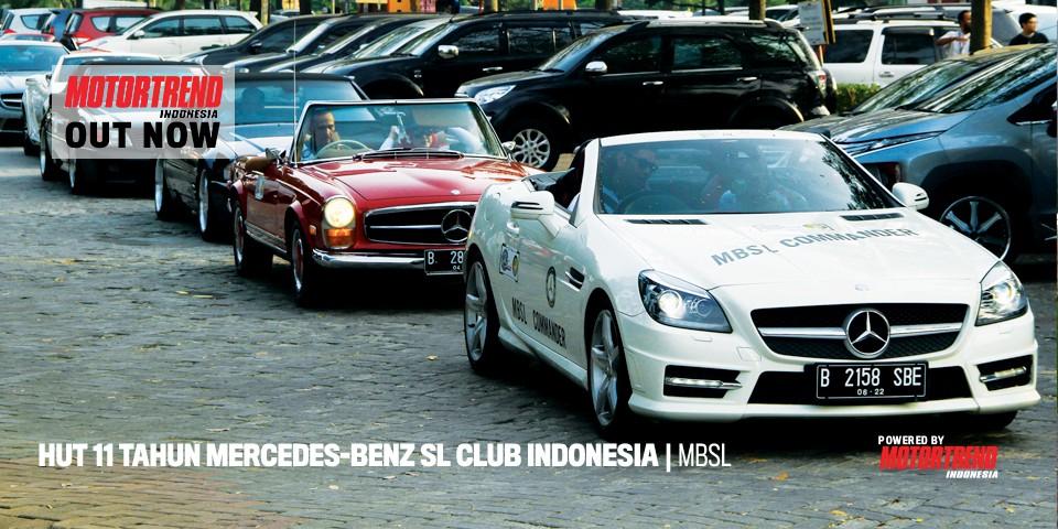 HUT 11 Tahun MBSL Club Indonesia