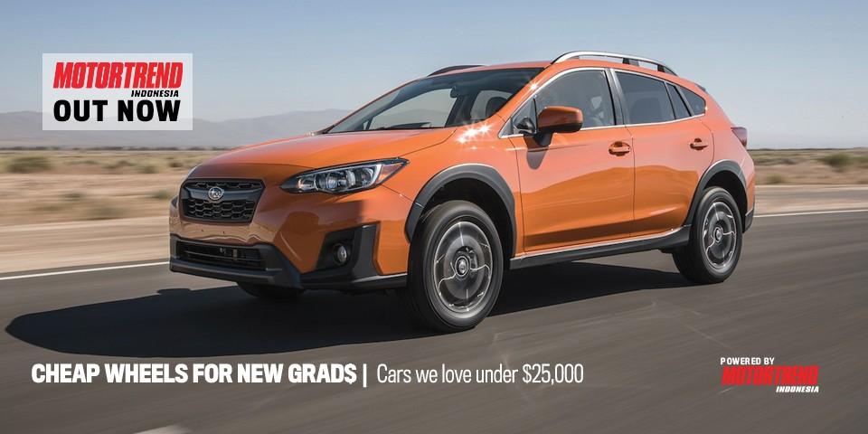 Cars We Love Under $25,000