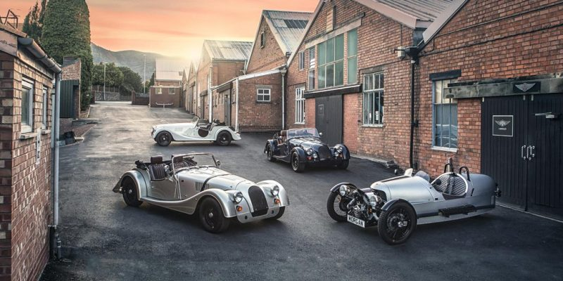 Morgan Motor Company Siapkan Edisi Gratis 110 Anniversary
