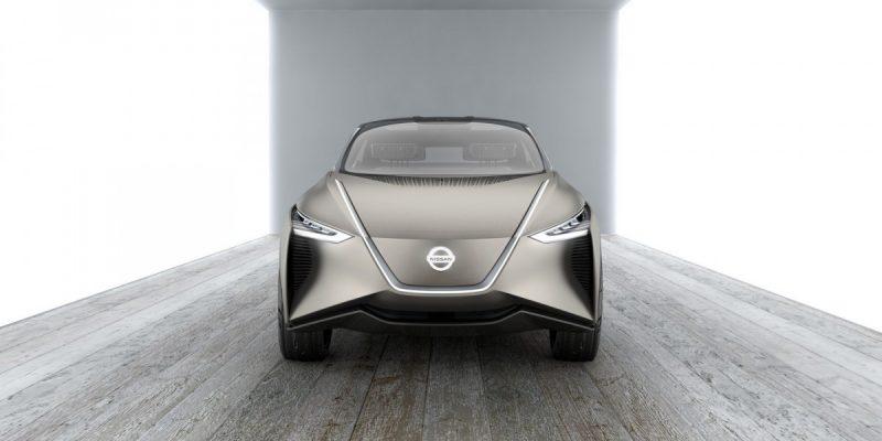IMx KURO, Crossover Electric Nissan Siap Diproduksi
