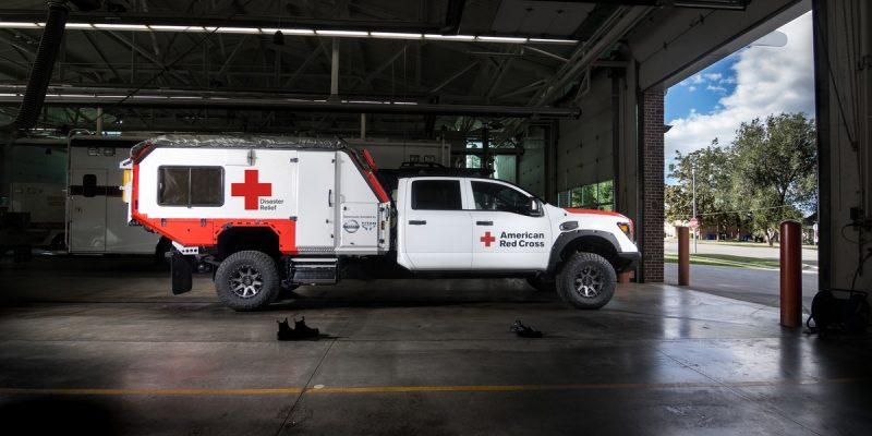 Nissan Titan XD untuk Penanggulangan Bencana