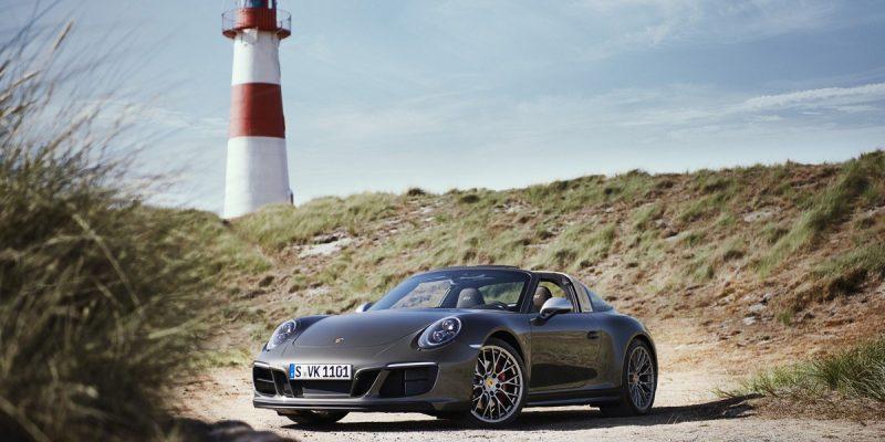 Porsche 911 Targa 4 GTS Eksklusif Manufaktur Edition