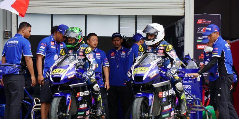 ARRC 2018 Sentul, Pasukan Yamaha Siap Tarung di Kandang Sendiri