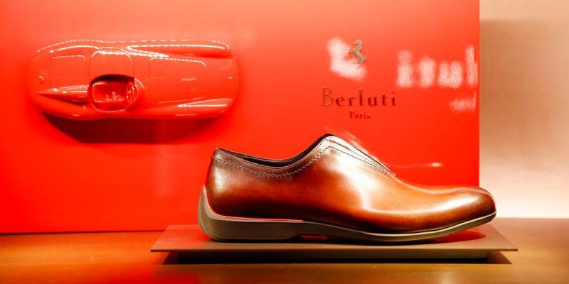 Berluti Ferrari Limited Edition, Inpirasi Monza SP1