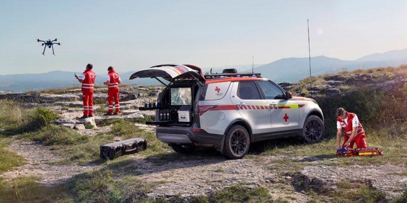 Land Rover Discovery, Khusus Tanggap Bencana