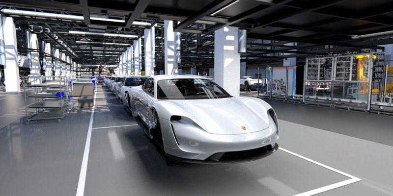 Tahun 2025, Jualan Porsche 50% Mobil Listrik