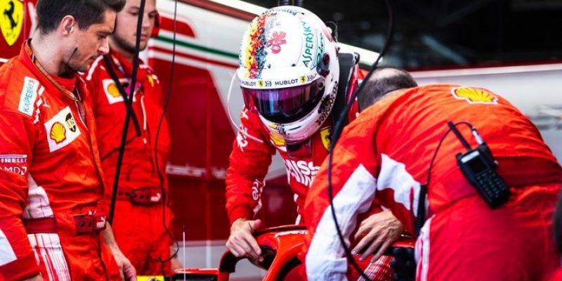 F1 Jepang 2018: Vettel Pupus Kejar Hamilton