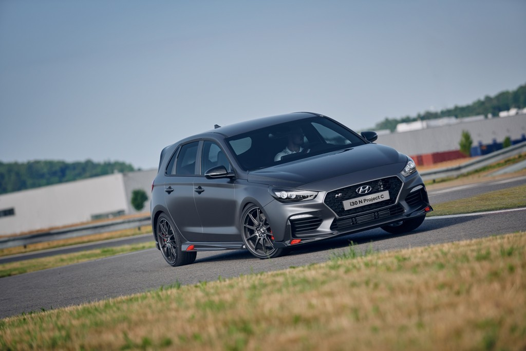 Hyundai i30 N Project C Limited Edition